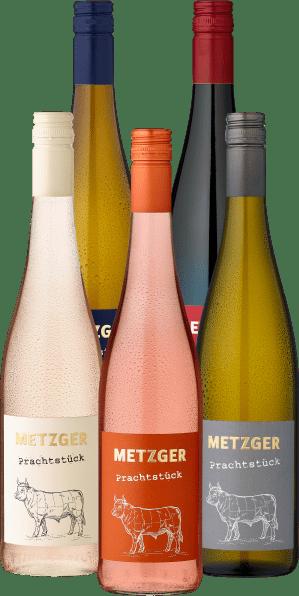 Probierpaket »Perfekt zugeschnittene Prachtstücke für die Weinprobe daheim«
