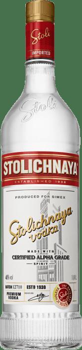 Stolichnaya Vodka 1 l