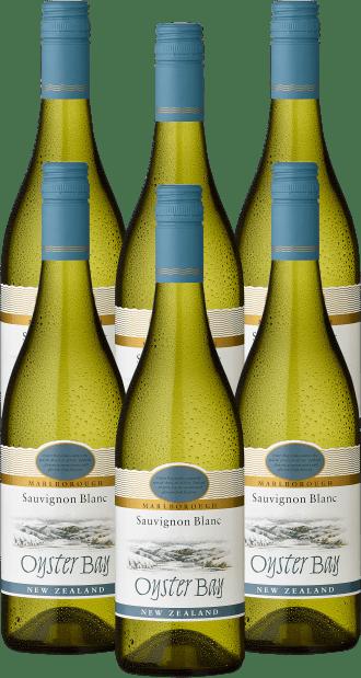2019 6er Vorratspaket 2019er Oyster Bay Sauvignon Blanc
