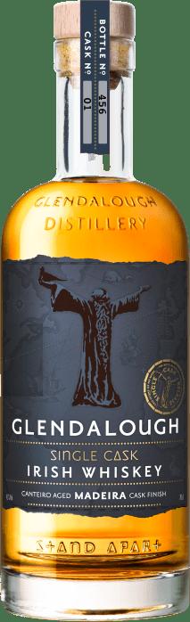 Glendalough Madeira Single Cask Irish Whiskey