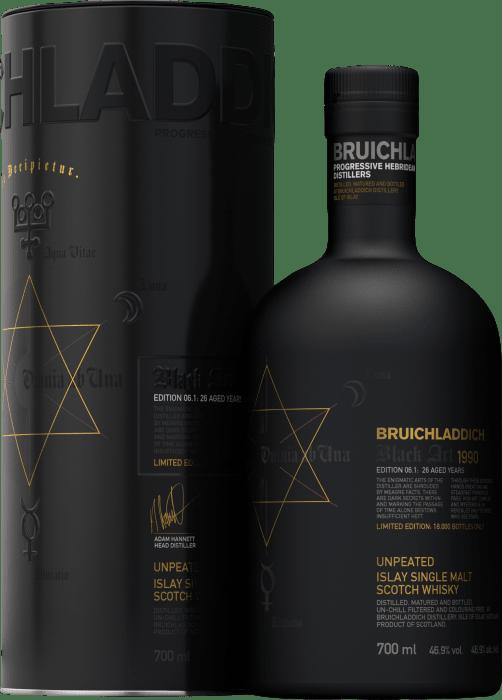Bruichladdich Black Art 6.1