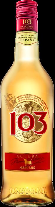 Osborne 103 Etiqueta Blanca