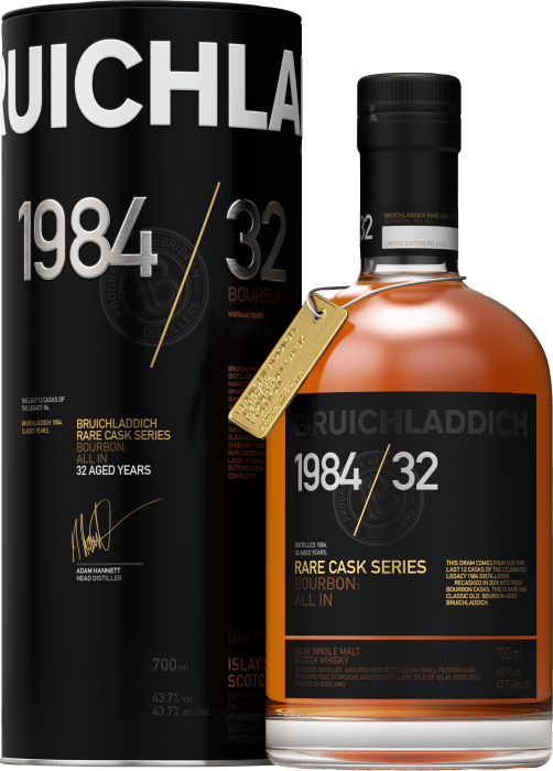 Bruichladdich Old&Rare 32 years