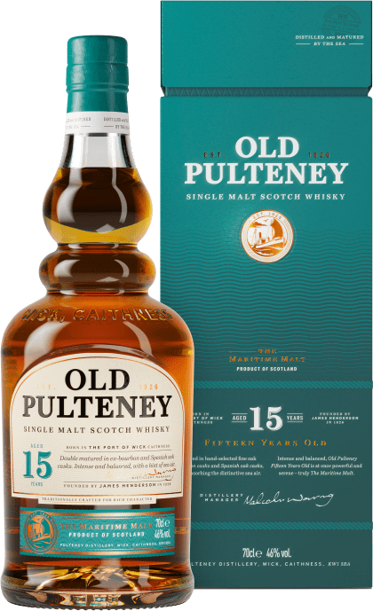 Old Pulteney 15 Years Old Whisky