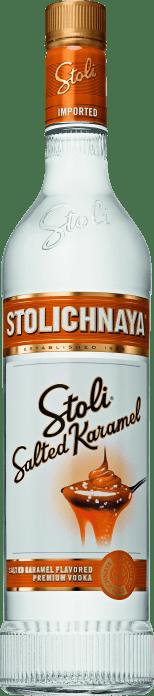 Stoli Salted Karamel Vodka