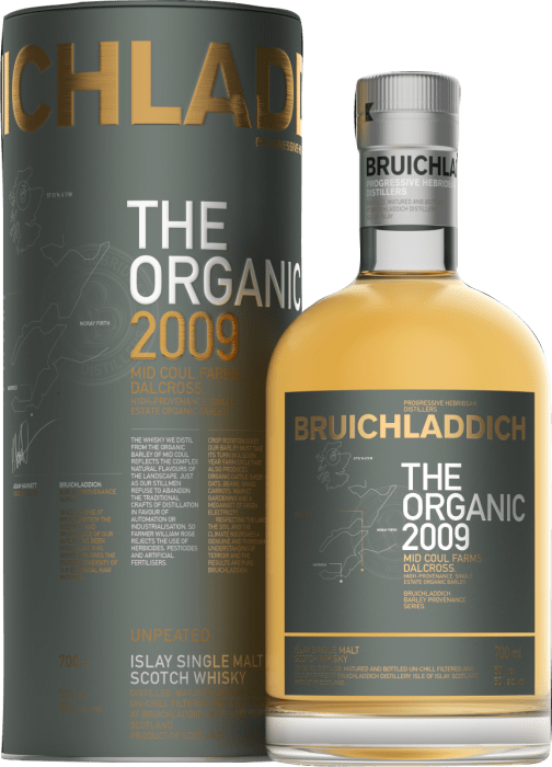 Bruichladdich The Organic