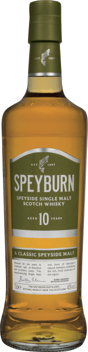 Speyburn 10 Years Old Whisky
