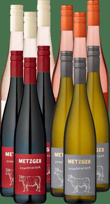 12er Probierpaket »Weingut Metzger«