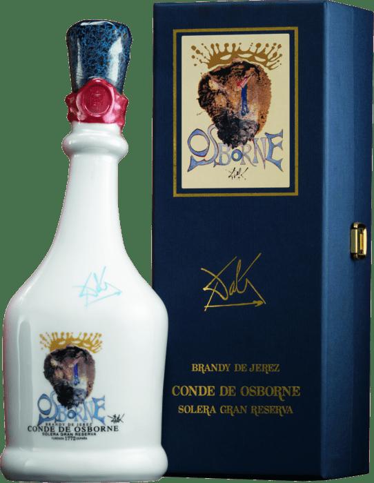 Conde de Osborne Dali Brandy