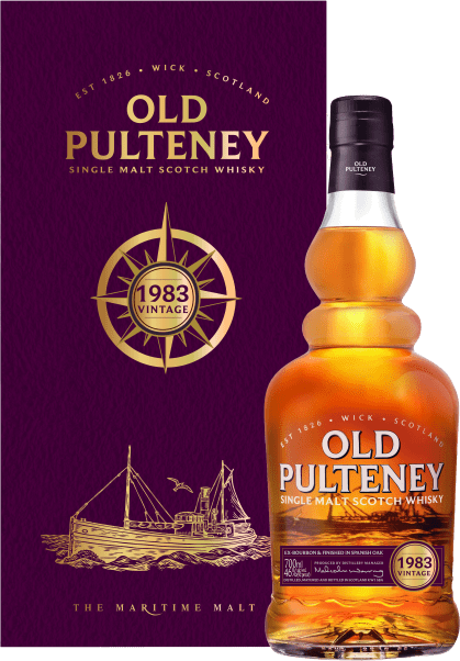 Old Pulteney 1983 Vintage Whisky