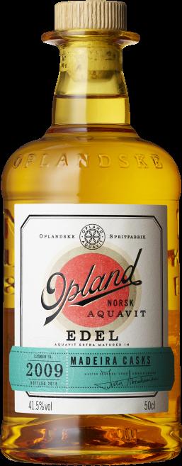 Opland Edel Madeira Cask Norwegian Aquavit