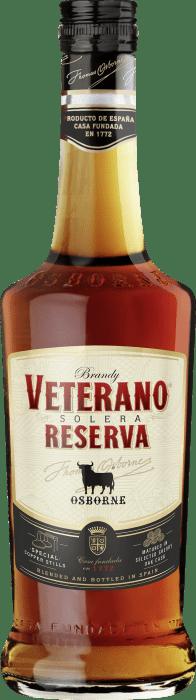 Osborne Veterano Reserva Brandy