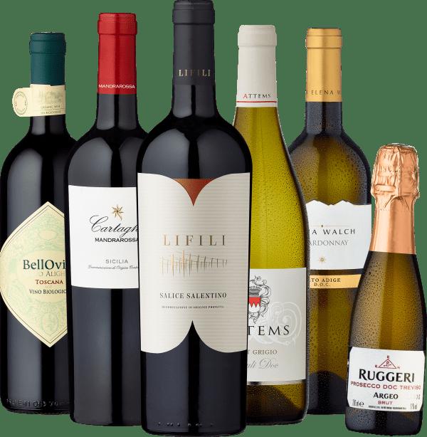 2020 Ludwig's Weinprobe »Italienische Überraschungen«