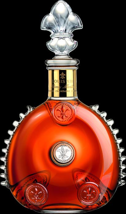 Louis XIII in der Magnumflasche
