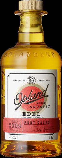 Opland Edel Port Cask Norwegian Aquavit