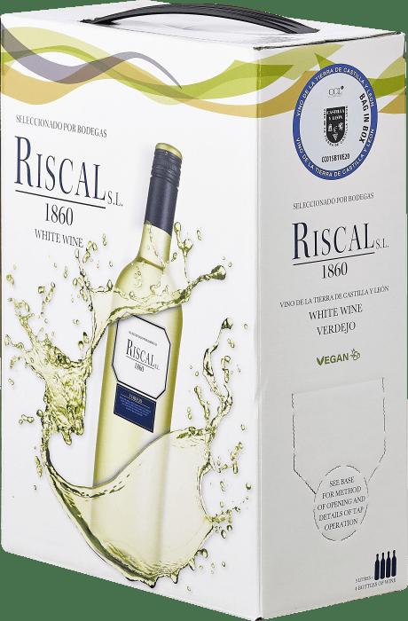 2020 Marques de Riscal Verdejo - 3 Liter