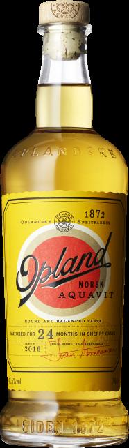 Opland Norwegian Aquavit