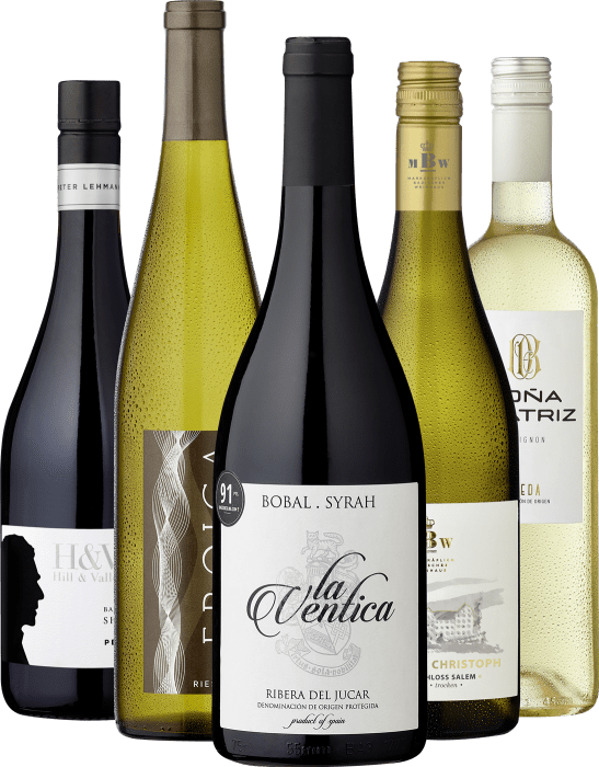 Ludwig's Weinprobe »Fünf neue Glanzlichter«