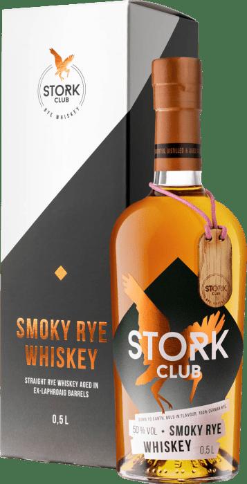 Stork Club Smoky Rye