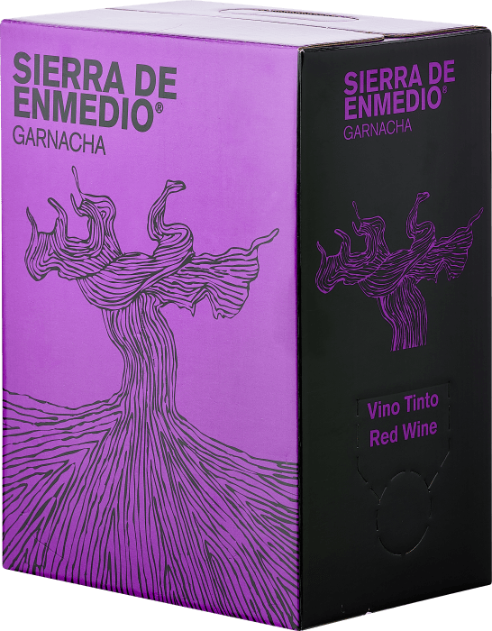 2020 Sierra de Enmedio Garnacha - 5 Liter