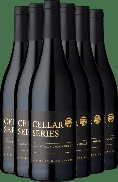Glen Carlou »Cellar Series« Cabernet Sauvignon/Merlot im 6er Vorratspaket