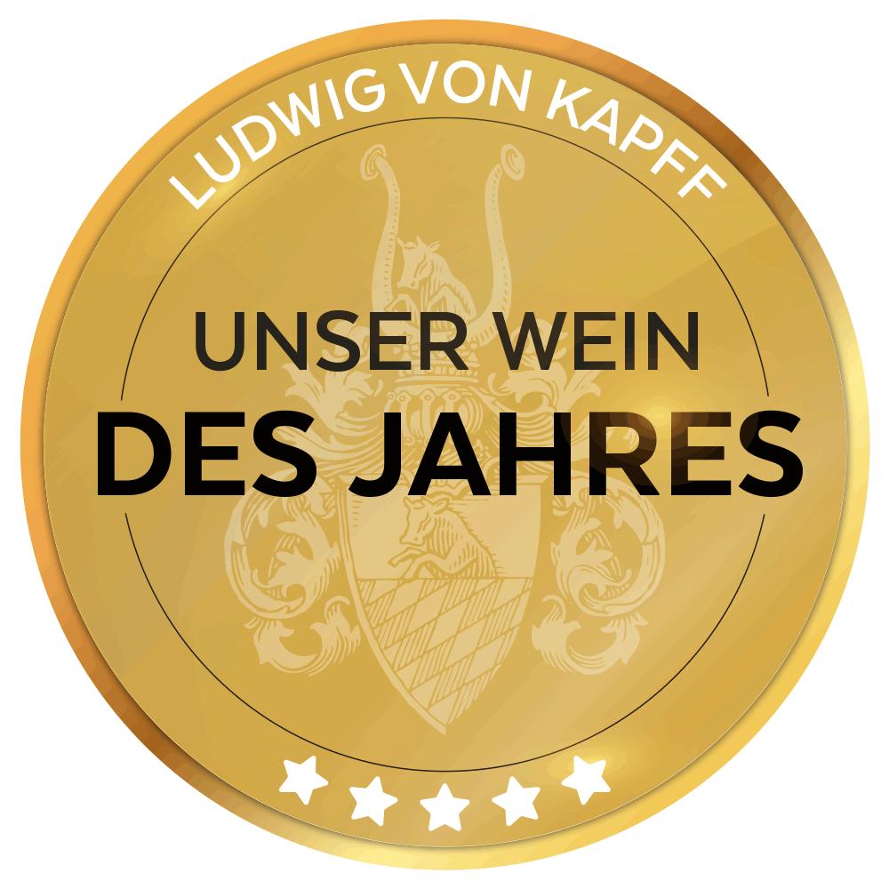 Medaille Wein des Jahres 2021