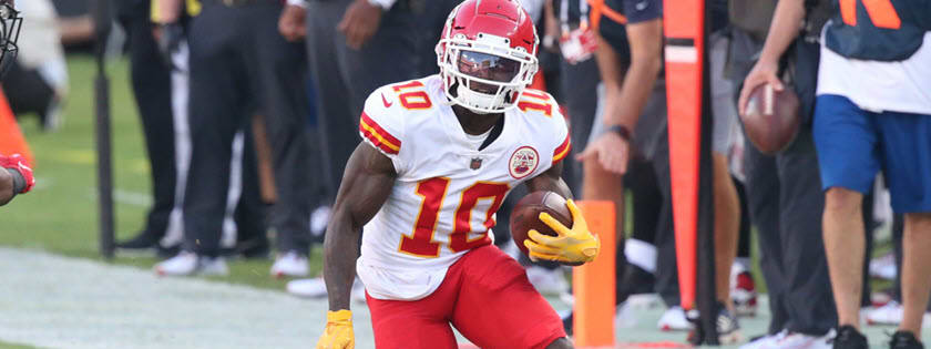 Best Ball Diary: Dive into 2021 with Chiefs Stack