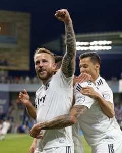 DraftKings Fantasy Soccer: Sunday MLS Showdown Cheat Sheet