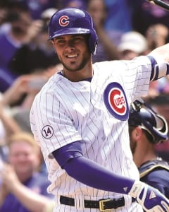 Fantasy Baseball Injury Report: Bryant's Scary Blow to the Head