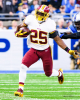 NFL Injury Analysis: Redskins' RB Troubles