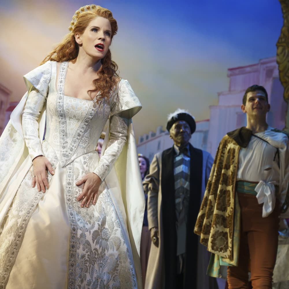 Interview with Kelli O'Hara}