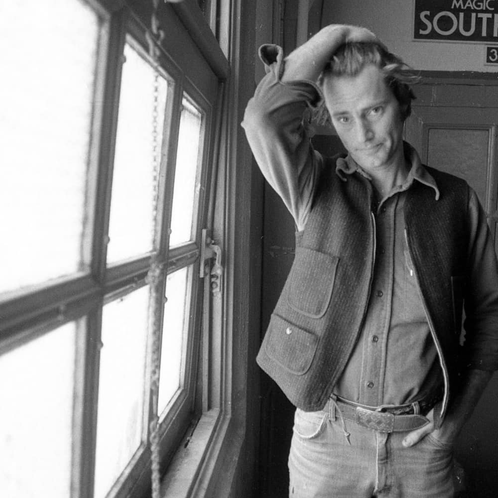 The Faces of Sam Shepard }