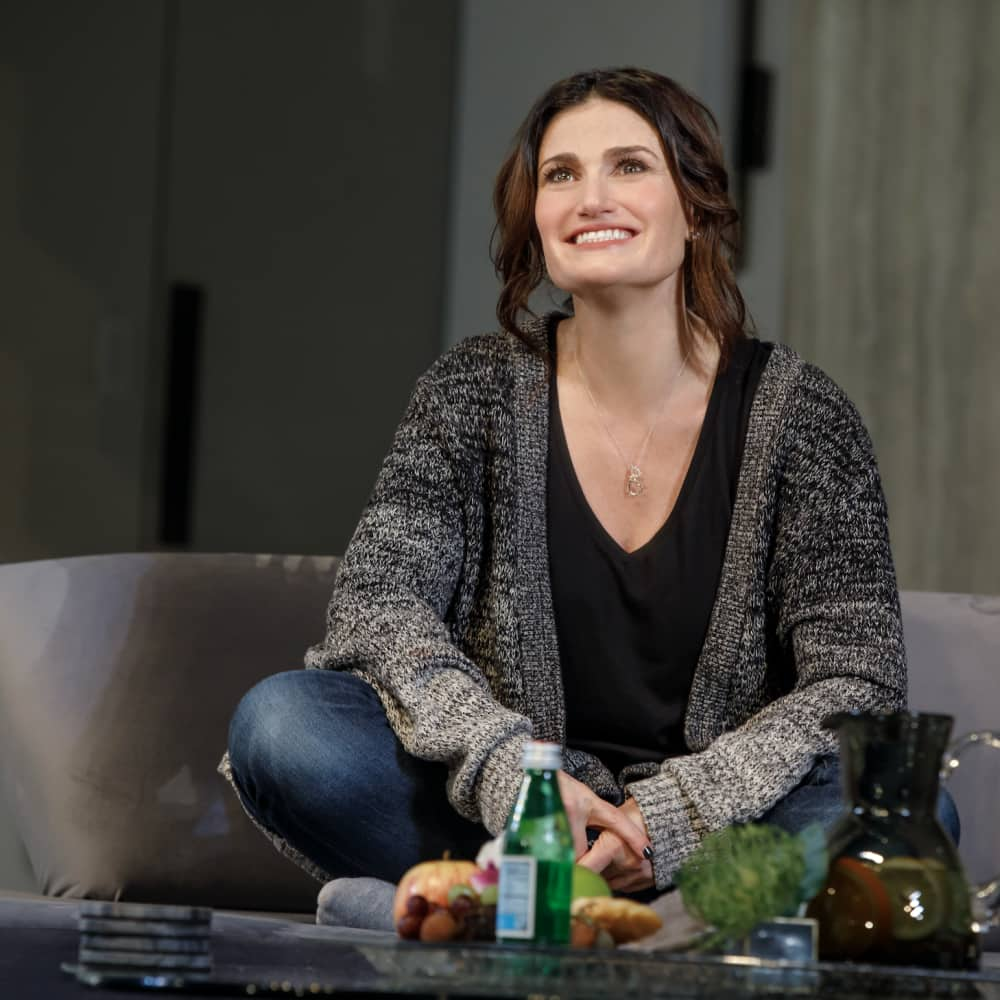 Interview with Actress Idina Menzel}