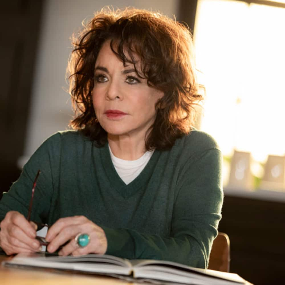 A Conversation with Stockard Channing}