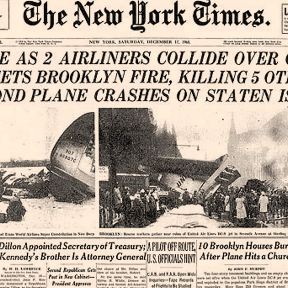 The Park Slope Plane Crash