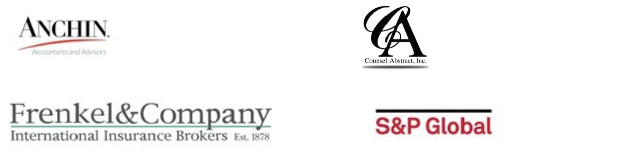 Anchin, Consel Abstract Inc, Frenkel & Company, S&P Global