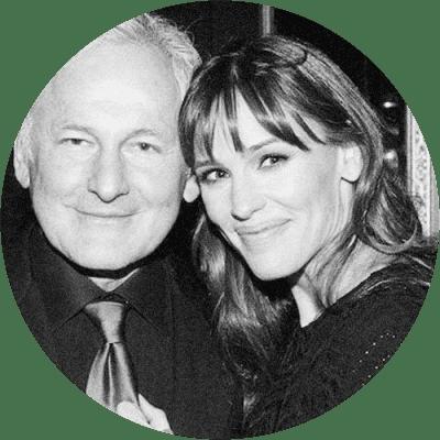 Jennifer Garner & Victor Garber