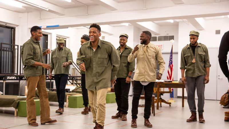 A Soldier S Play Roundabout Theatre Company