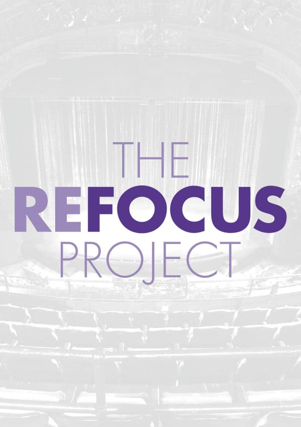Artwork for The Refocus Project