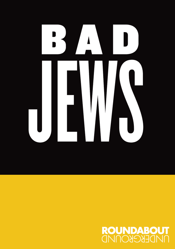 Artwork for Bad Jews Underground