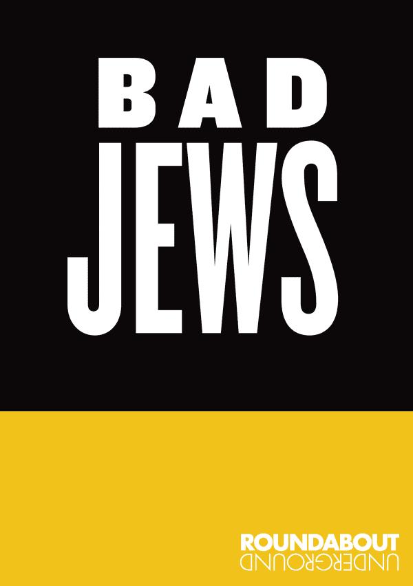 Artwork for Bad Jews Underground
