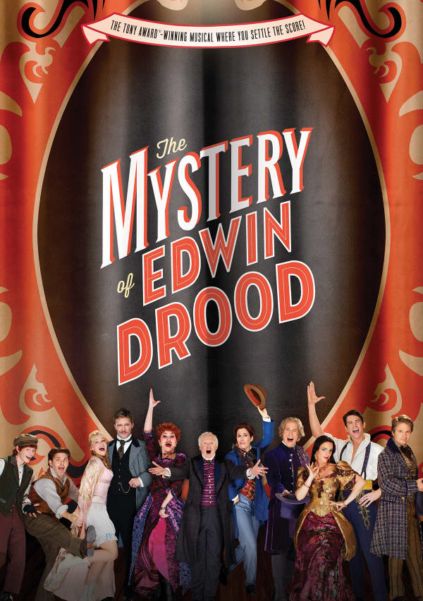 Artwork for The Mystery of Edwin Drood