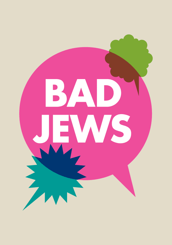 Artwork for Bad Jews
