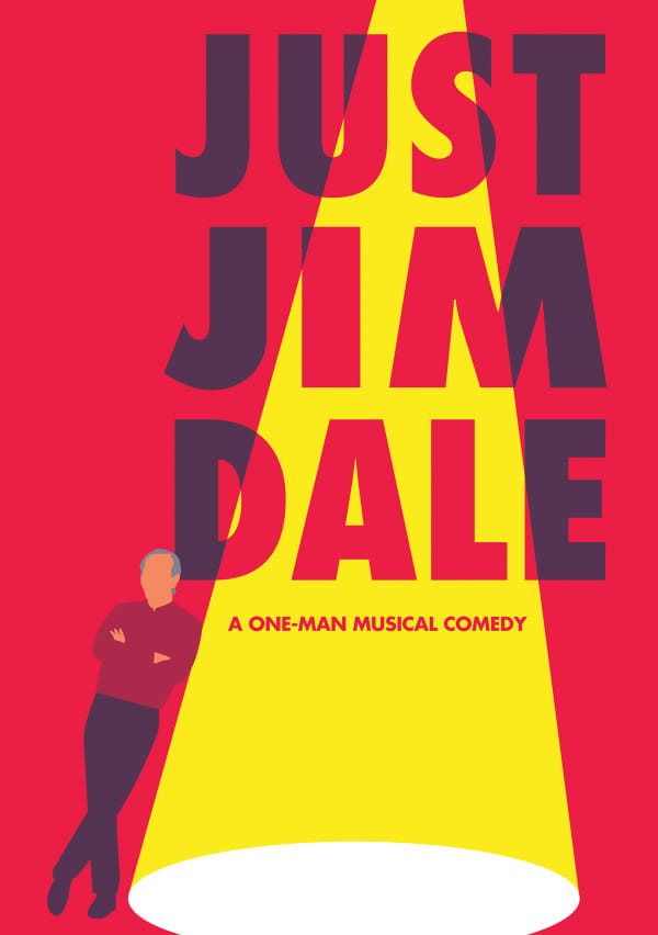 Artwork for Just Jim Dale