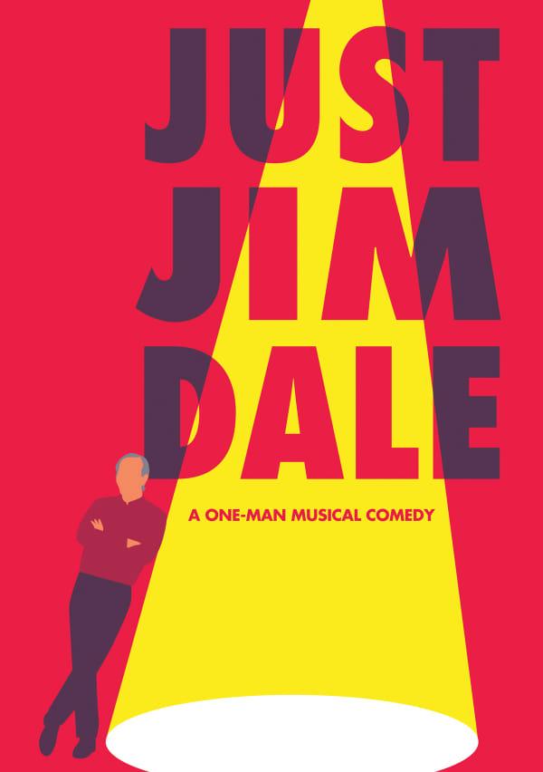 Artwork for Just Jim Dale