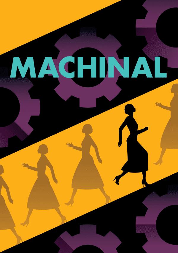 Artwork for Machinal