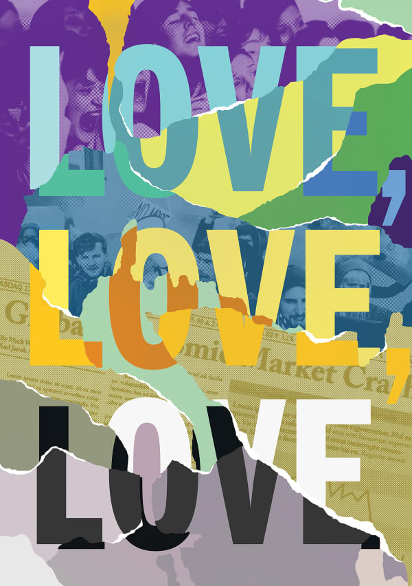 Artwork for Love, Love, Love