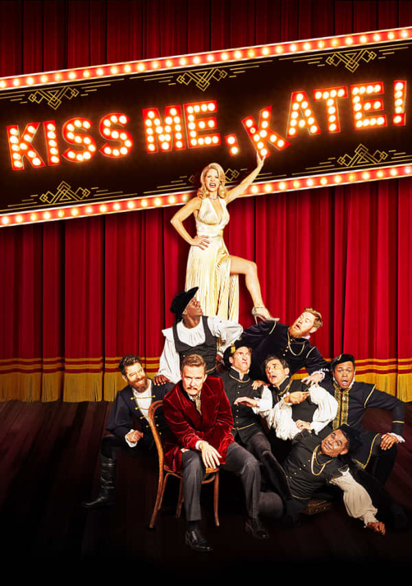 Artwork for Kiss Me, Kate