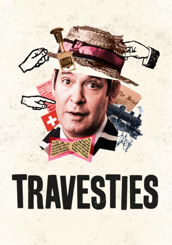 Artwork for Travesties