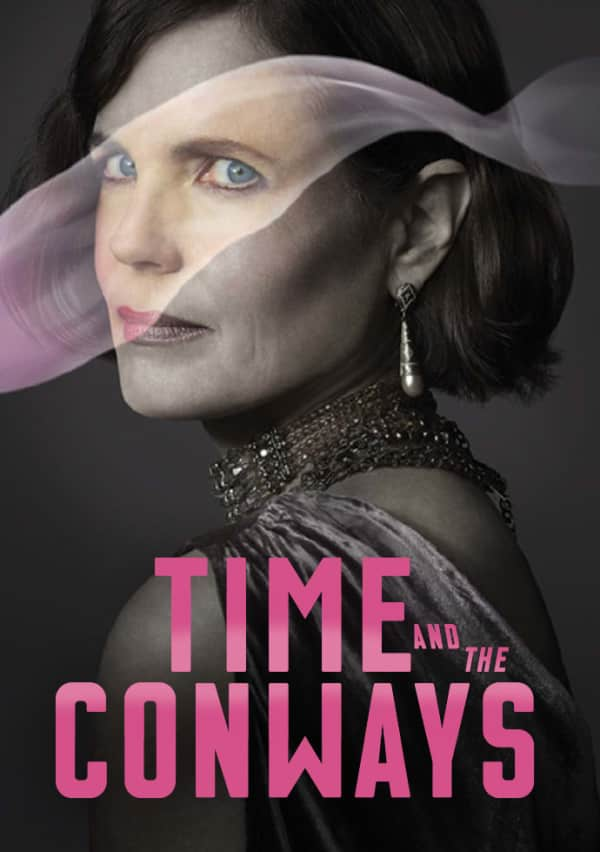 Artwork for Time and the Conways